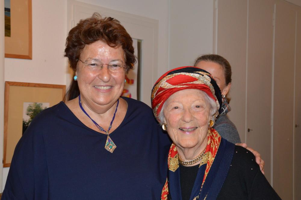 Anna e Signora Messerli