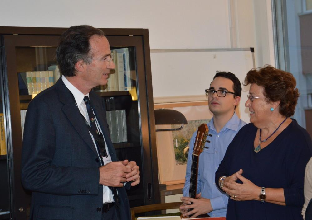 Con il Maestro R.M.Santorsa