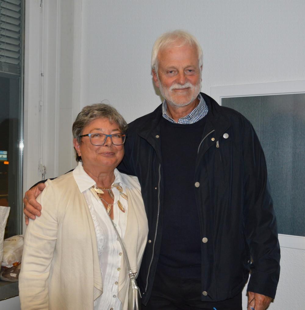 Markus e Silvia Jahn