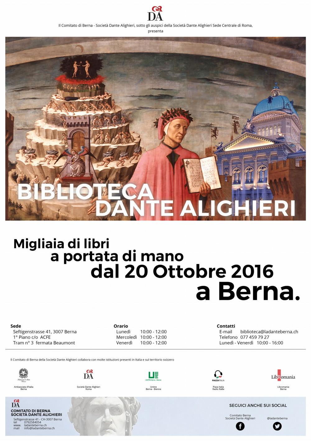 SDA - Biblioteca - poster A3 - con telefono