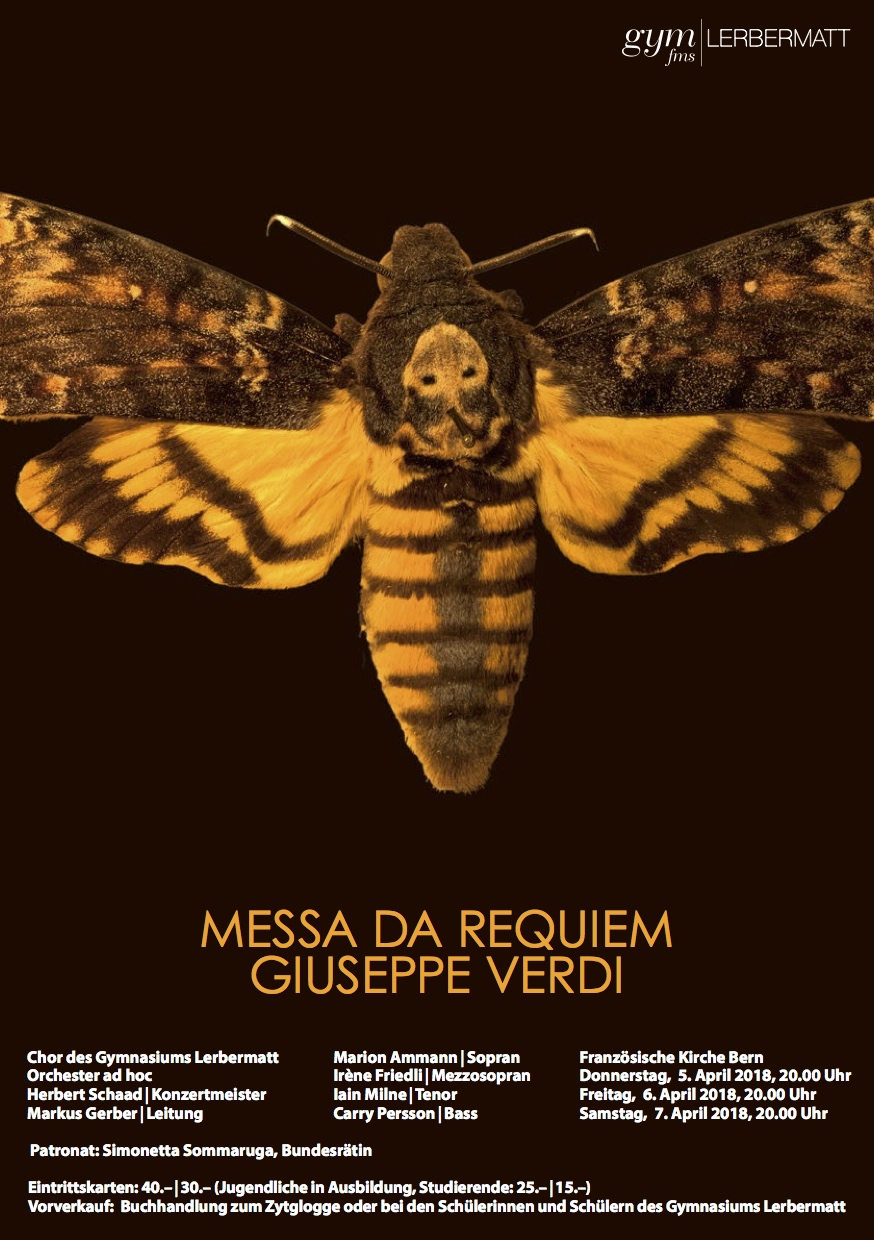 Verdi – Messa da Requiem