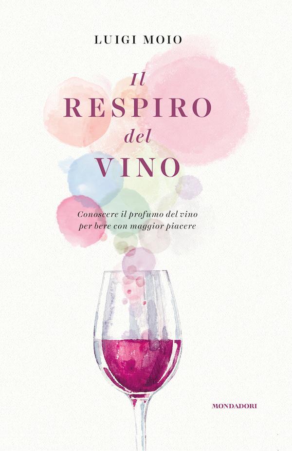 """copertina del libro """"Il respiro del vino"""""""