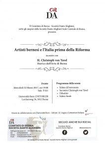 locandina von tavel 20317 + link pdf